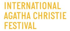 International Agatha Christie Festival Logo